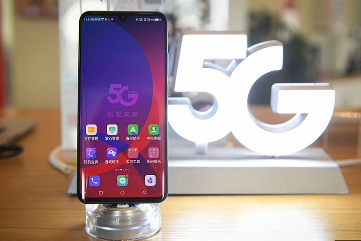 China's Huawei May Outpace Samsung in Global 5G Phone Market, Strategy Analytics Says