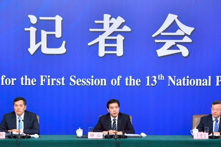 China's Import Expo Over-booked: Commerce Minister