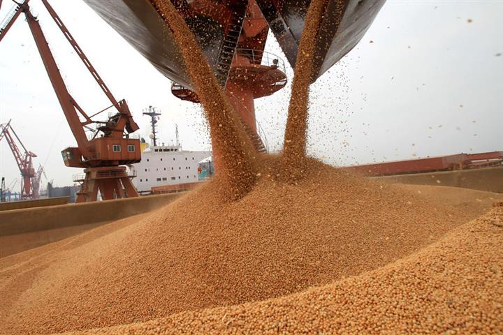 China Imported 6.2% More Soybeans in First Quarter