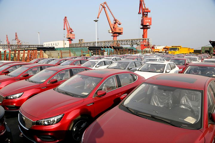 China's Imports Rose 0.3% Amid Waning Foreign Trade Last Month