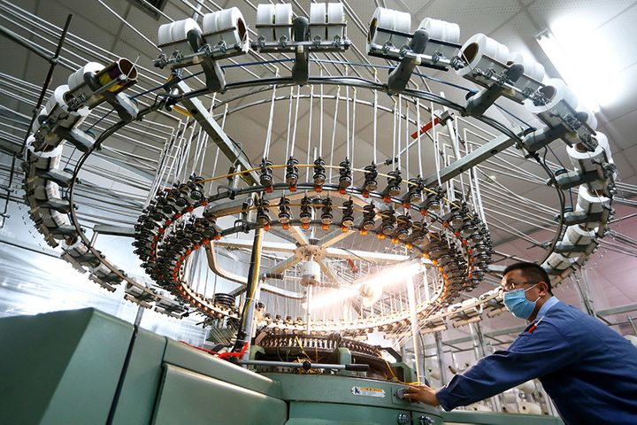 China's Industrial Growth Quickened Over First 10 Months