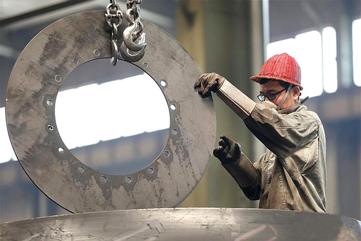 China's Industrial Value-Added Output Recovers to Exceed Last Year's Levels