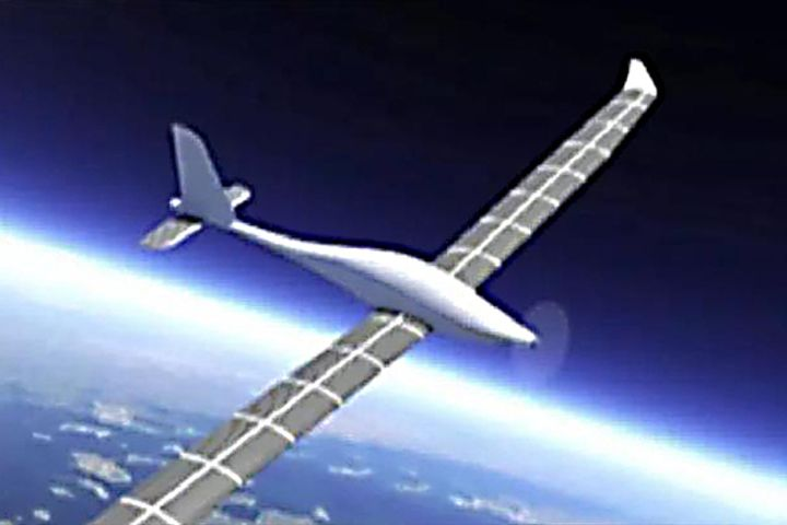 China Is Developing Spaceplane That Takes Off From Ordinary Airports