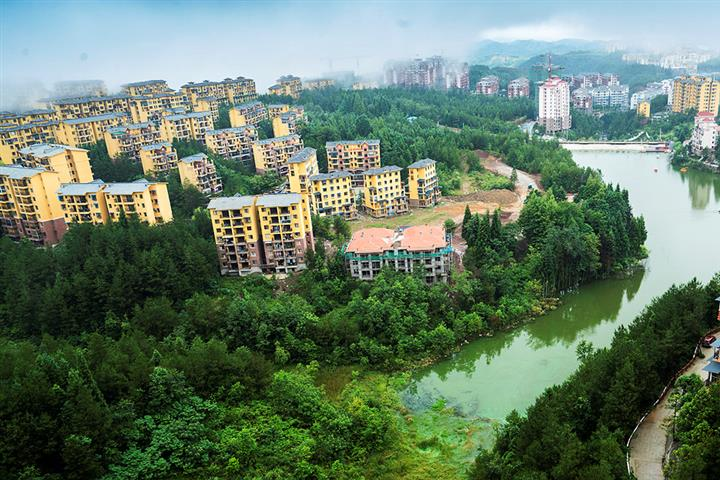 China Is Likely First Country to Reach 96% Urban Home Ownership, PBOC Says