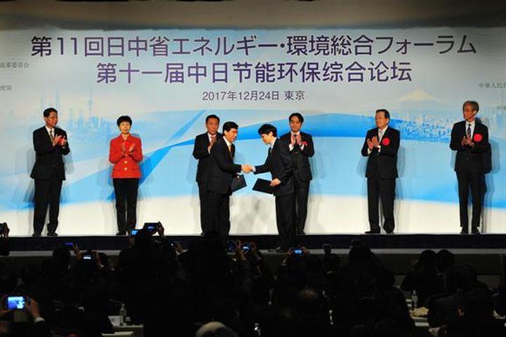 China, Japan Hold Talks to Tackle Environmental Issues