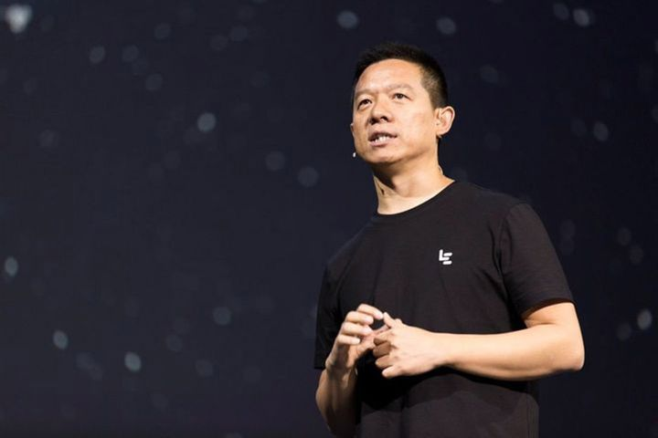 China's Jia Yueting Tells Creditors the Money Will Come