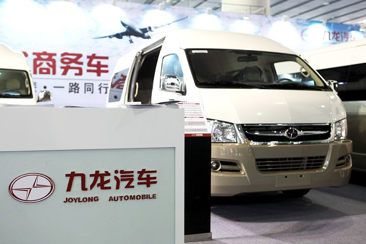 China's Jiangte Motor Shares Fall on NEV Business Exit