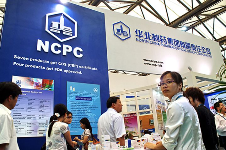 China's Largest Antibiotic Producer Posts Over 20% Fall in H1 Net Profit