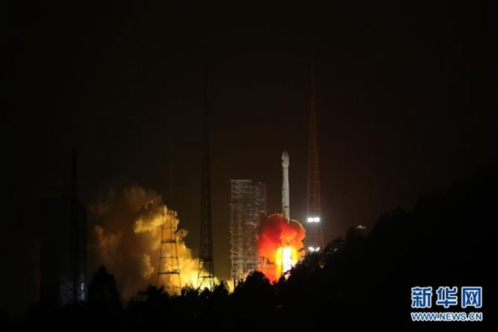 China Launches Two More Beidou Satellites in Push for Belt and Road Navigation System