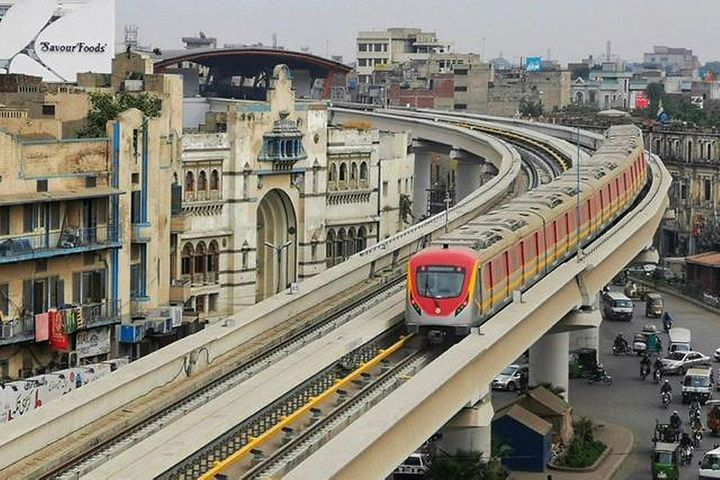 China-led Consortium to Operate Pakistan's First Metro Line