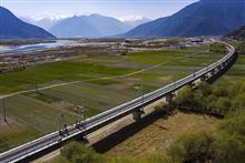 China's Lhasa-Nyingchi Railway in Tibet to Open in June Ahead of Chengdu Link