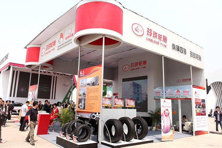 China's Linglong Tyre, Juventus Extend Marketing Deal for Three Years
