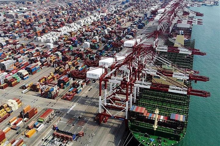 China's Logistics Volume Fell 7.5% in First Quarter, CFLP Says