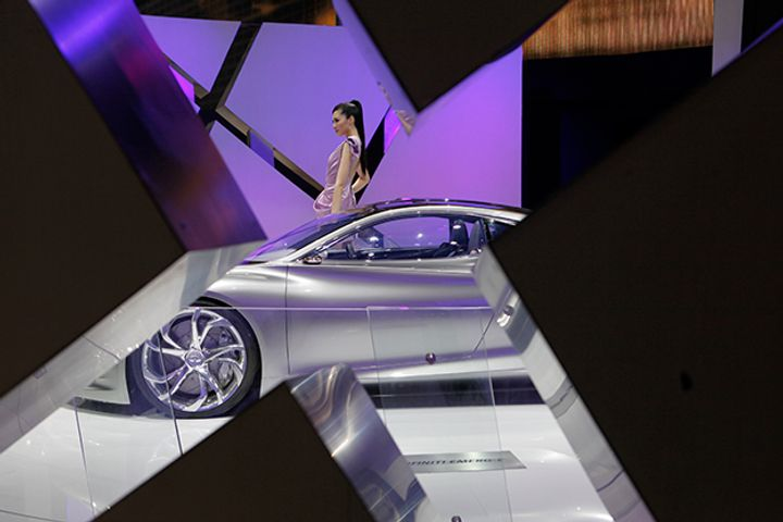 China's Luxury Car Market Is Tipped to Grow at Least 10% a Year on Lower-Cost Models
