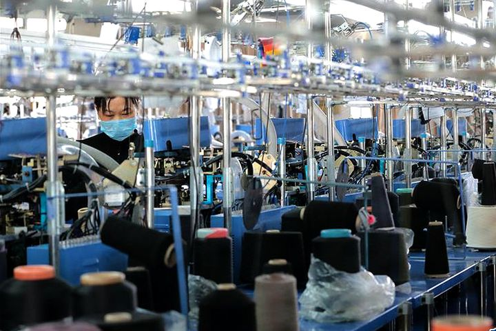China's Manufacturers Get Back to Work