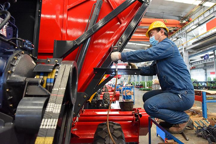 China's Manufacturing Had V-Shaped Rebound After Covid-19, Geospatial Data Shows
