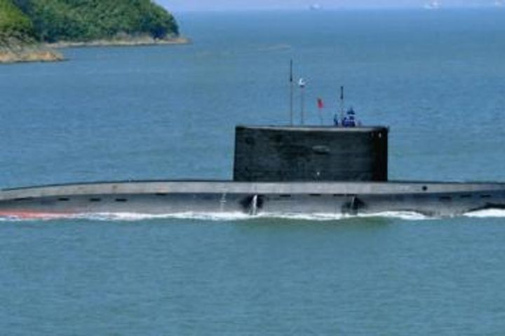 China Marks a Milestone in Maritime Might, Successfully Tests First Submarine Permanent Magnet Motor