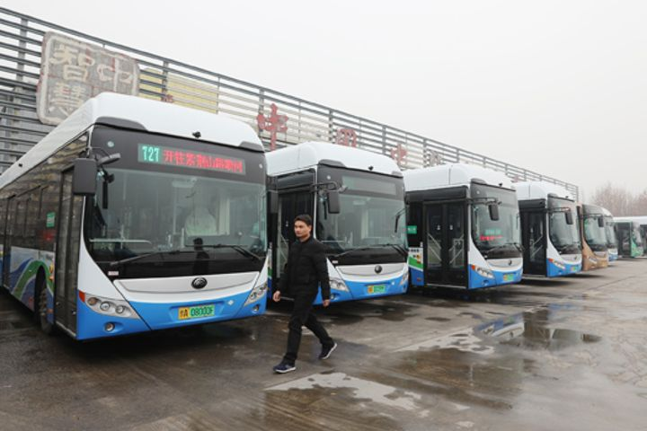 China May Offer Incentives for Hydrogen Fuel Cell Vehicles This Year