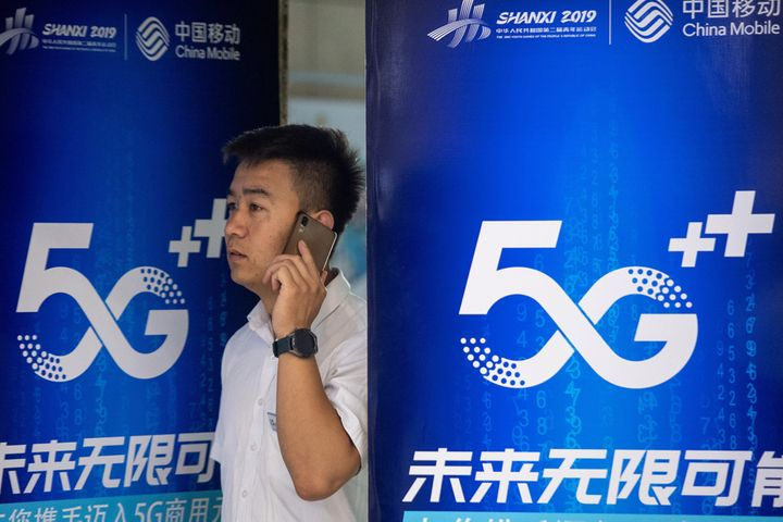 China Mobile Strives to Sell 70 Million 5G Data Plans by Next Year, VP Says