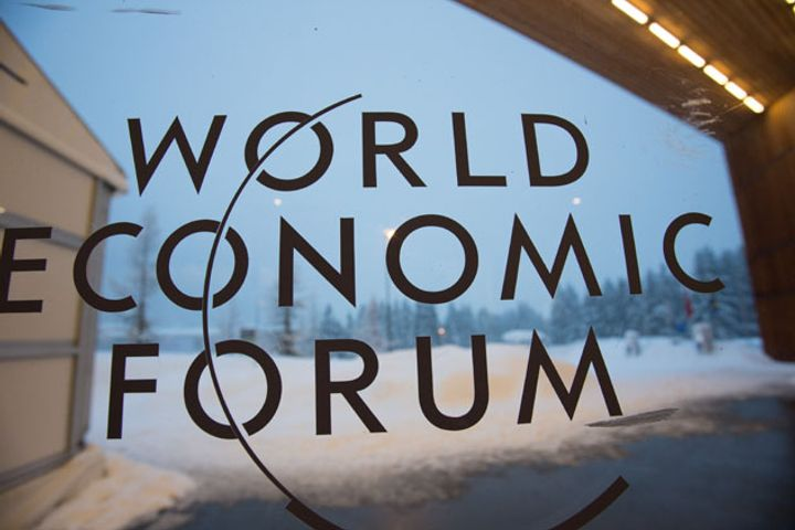 China's Movers and Shakers Attend the World Economic Forum in Davos