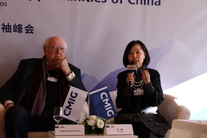 China Must Focus on Living, Healthcare Arrangements for Aged, Nobel Laureate Says