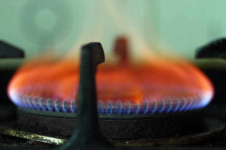 China's Natural Gas Output Jumped 9.5% in First Three Quarters