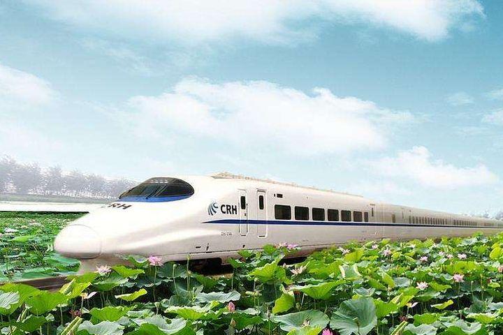 China's NDRC Signs Off on USD33.5 Billion Intercity Rail Project in Jiangsu