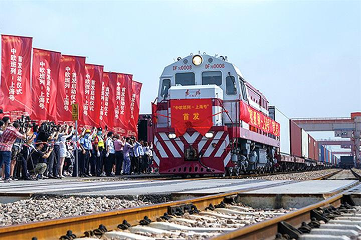 China Needs Technical Upgrades to Mitigate Shipping Crisis via Europe Trains