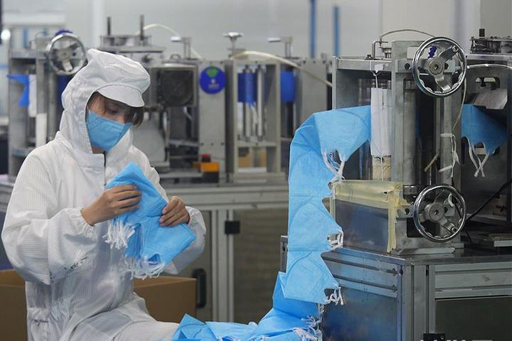 China Needs to Step Up Raw Material Output to Ensure World Mask Supply, SASS Says