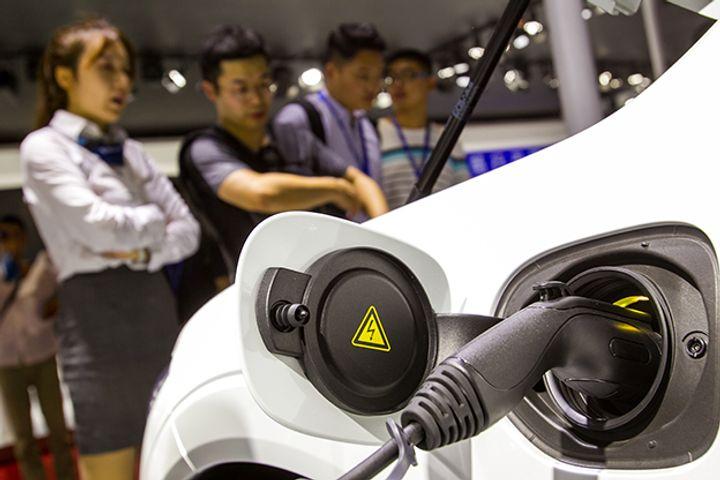China NEV Sales Shine as Auto Market Slumps Again