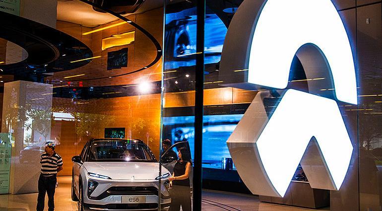 China's Nio Kicks Off Deliveries of Third Model EC6