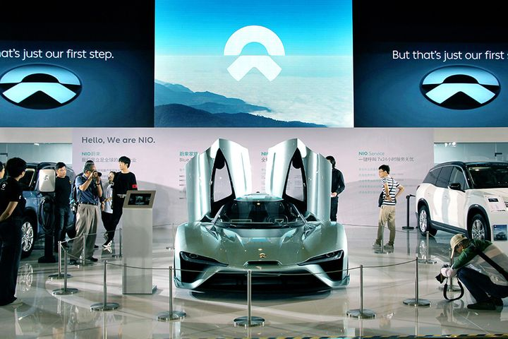 China's Nio May Get USD1.4 Billion From Huzhou to Build NEV Plant, Insiders Say