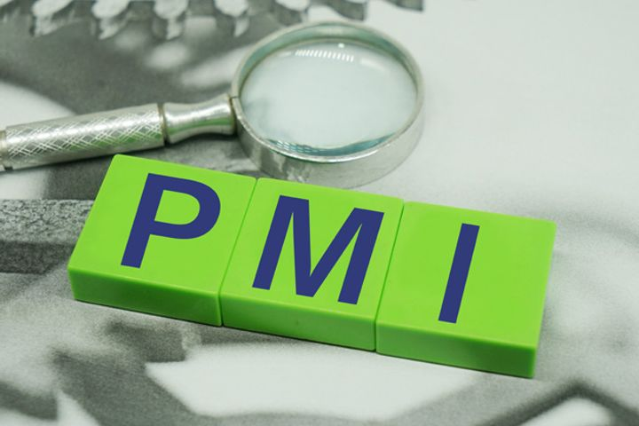 China's Official Manufacturing PMI Contracts for Second Straight Month
