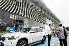 China's Passenger Car Sales Nudged Up 1% in May as Recovery Slows