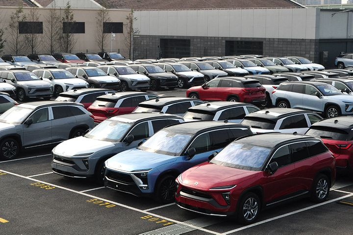 China Plans for NEVs to Be One-Quarter of All China's Car Sales in 2025
