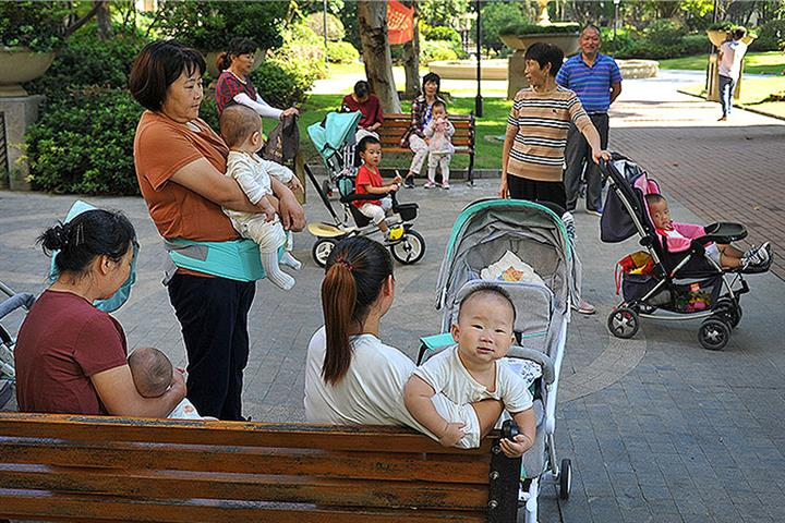 China Plans to Make Caring for Under-Three-Year-Olds Tax Free to Boost Birthrate