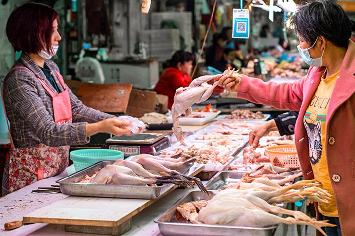 China's Pork Prices Fall as Consumers Tuck Into Poultry, Other Meats