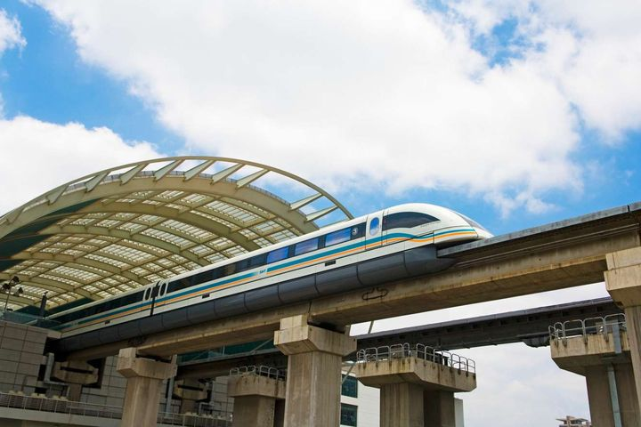 China Pushes Maglev Lines; Third Set to Open in Guangdong Next Year