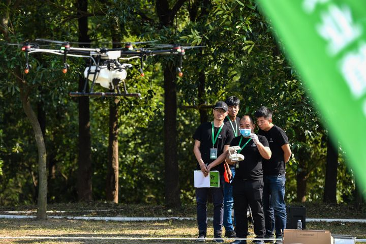 China Pushes Universities to Offer UAV Courses Amid Rapid Growth Forecast