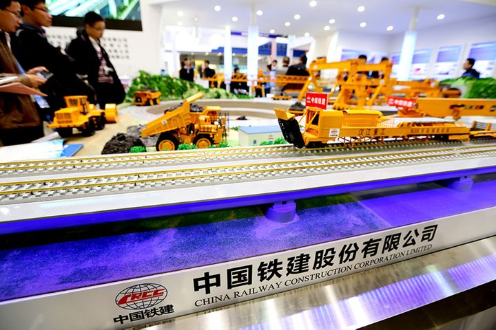 China Railway Construction to Build USD7.4 Billion High-Speed Track in Thailand