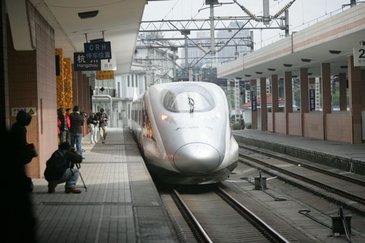 China Railway to Step Up Smart Tech Drive With Self-Driving Trains On Winter Olympics Line