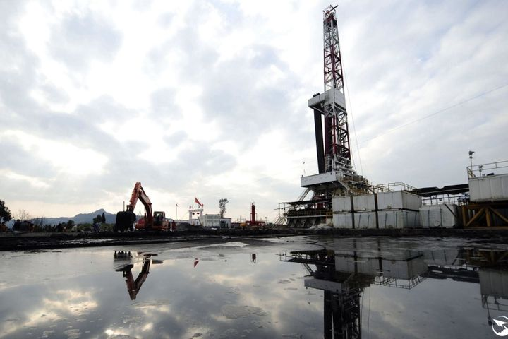 China Ranks Third in World, With 7.882 Billion Cubic Meters of Shale Gas Production Last Year
