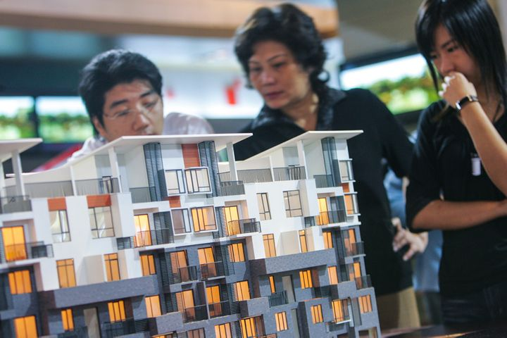 China's Real Estate Investment Rose 11.9% in First Four Months