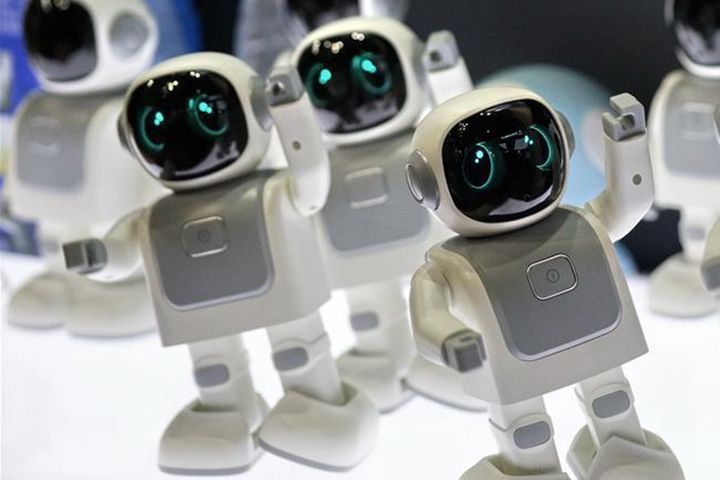 China's Robot Market to Hit USD8.68 Billion This Year, Institute Forecasts
