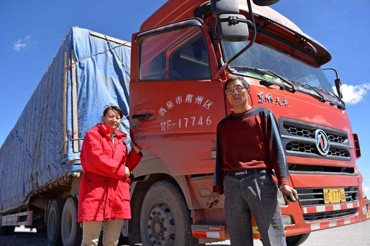 China's Saturated Trucking Market Has Left 30 Million Drivers in Debt, Report Says