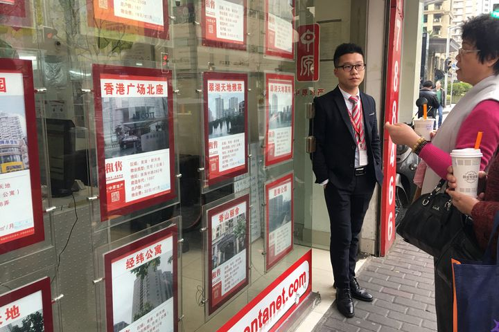China's Secondhand Home Sales Snap Back as Covid-19 Comes Under Control