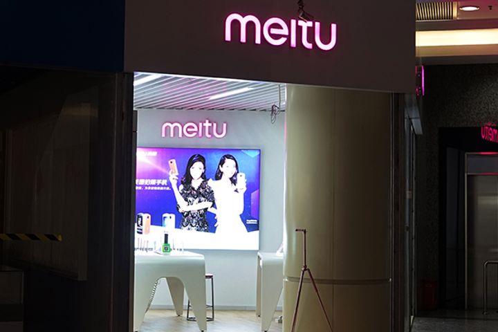 China's Selfie Giant Meitu Nearly Tripled Turnover Last Year Amid Online Advertising Growth