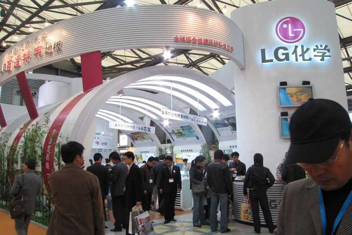 China's Semcorp to Sell LG Chem USD617 Million in Lithium Battery Separators