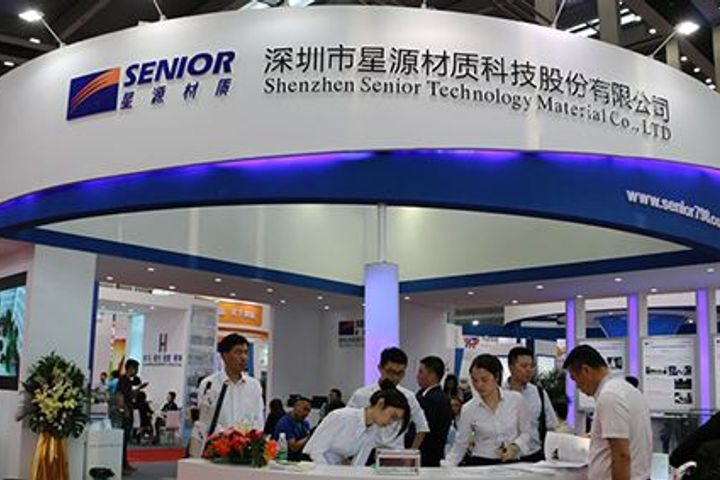 China's Senior Tech to Sell 1 Billion Sqm of Battery Separators to Sunwoda's NEV Unit