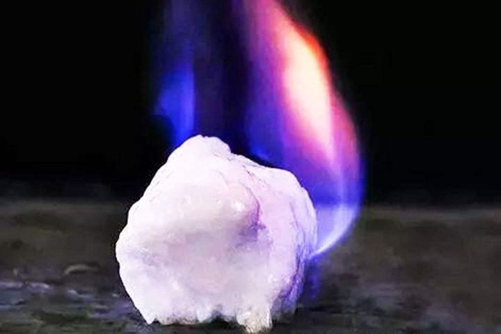 China Sets Up State Key Laboratory for Combustible Ice In Search for Alternative Energy Resources